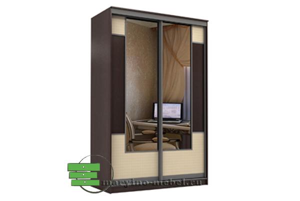 Антуан-12 шкаф-купе с зеркалом - купить в интернет-магазине .