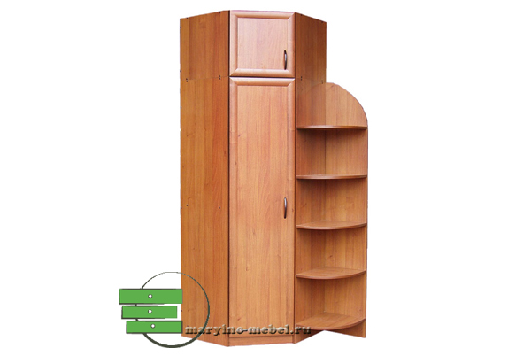 """И) распашной шкаф (угловой) - купить в интернет-магазине """"ма."""
